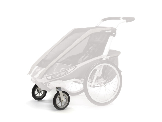 Chariot Buggy Set Versawing V1.0 -06 grey/black